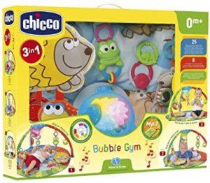 Palestrina Neonato Chicco Bubble Gym confezione